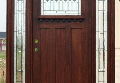 Exterior Glass Doors With Sidelights
