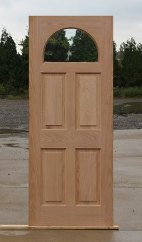 Exterior Oak French Door Clearance