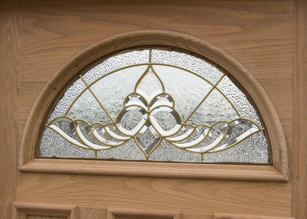 OAK Exterior Double Doors With 3 Point Lock Doors CL 104