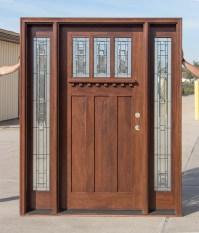 Vented Exterior Doors & Milgard Ultra French Door With