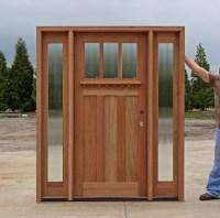 Exterior Door Venting Window. craftsman door with venting