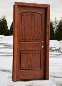 Home Entrance Door: Prehung Exterior Door