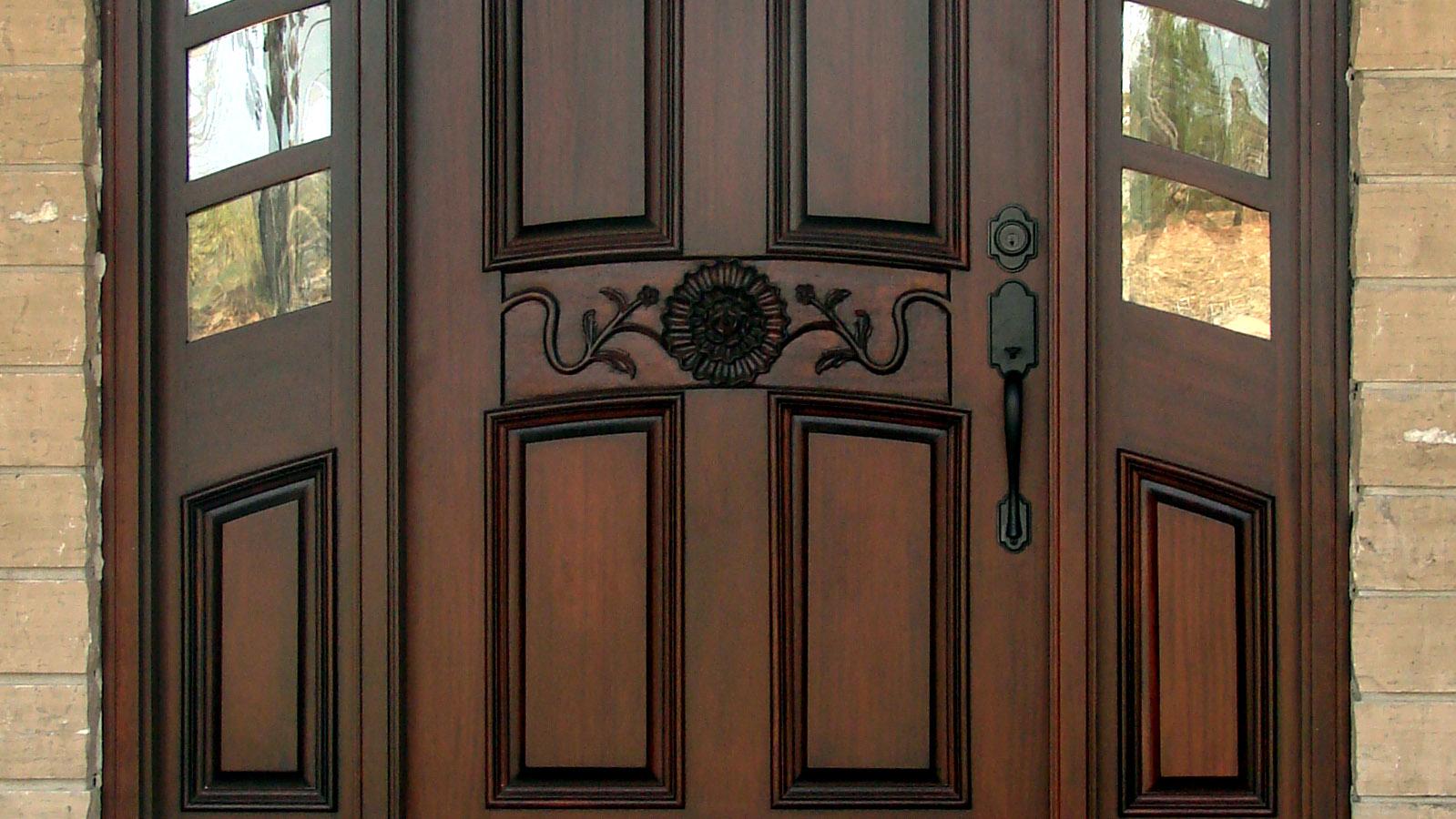 Wood Door Articles