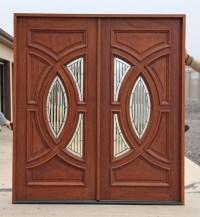 Exterior Double Doors