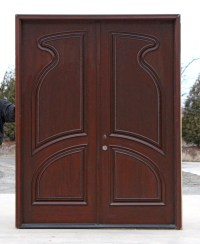 Home Entrance Door: Double Front Entry Doors