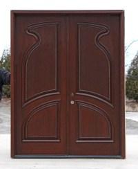 Home Entrance Door: Double Front Entry Doors