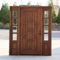 Wood front door with sidelight exterior doors with sidelights