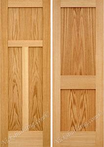 Build Interior Door With Glass Panel