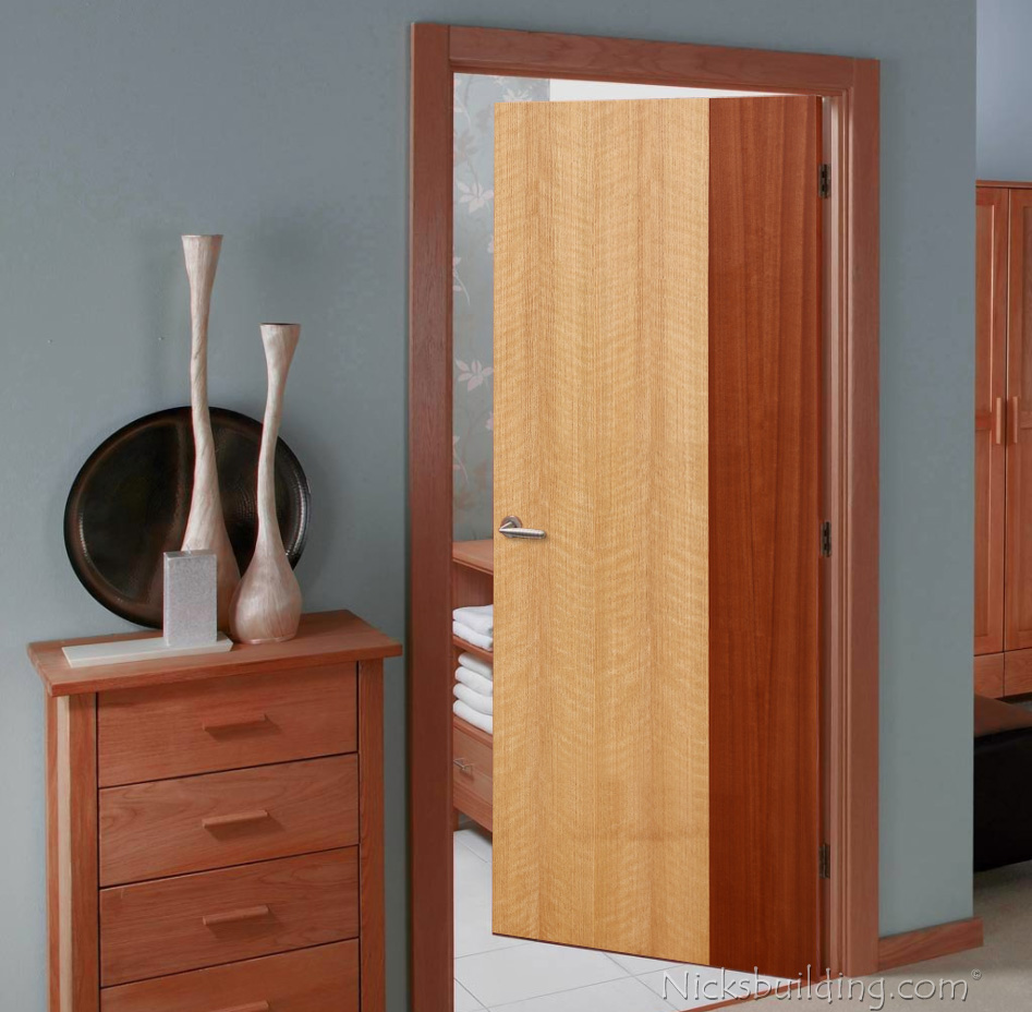 Modern Wood Interior Doors