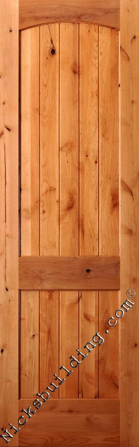 Bifold Wood Doors Interior