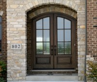 ROUND TOP DOORS  ARCHED TOP DOORS  RADIUS DOORS FOR SALE ...