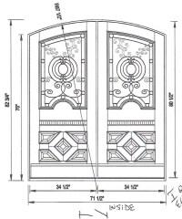 Custom Exterior Door Sizes