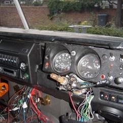 2001 Jaguar S Type Wiring Diagram 2000 Volkswagen Jetta Land Rover Owner • View Topic - Standard Series 3 Dash Layout