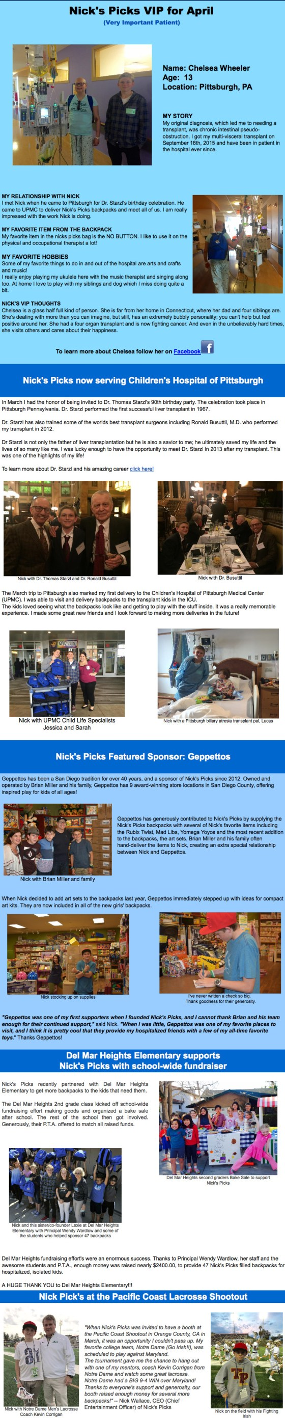 Bottom Nick's Picks Newsletter#3- April 2016
