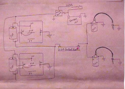 nitrous oxide wiring diagram bird foot hook up toyskids co flame thrower stuff install