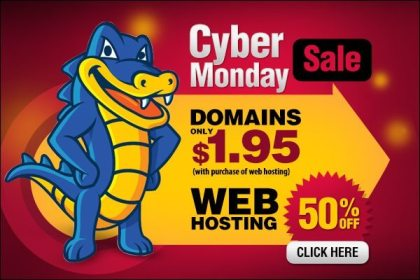 Save Money On Hostgators Cyber Monday