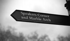 speakers corner conversations