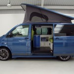 Vw T5 Camper Autohaus Ashton With Full Abt Body Kit Unregistered Nick Whale Motorhomes