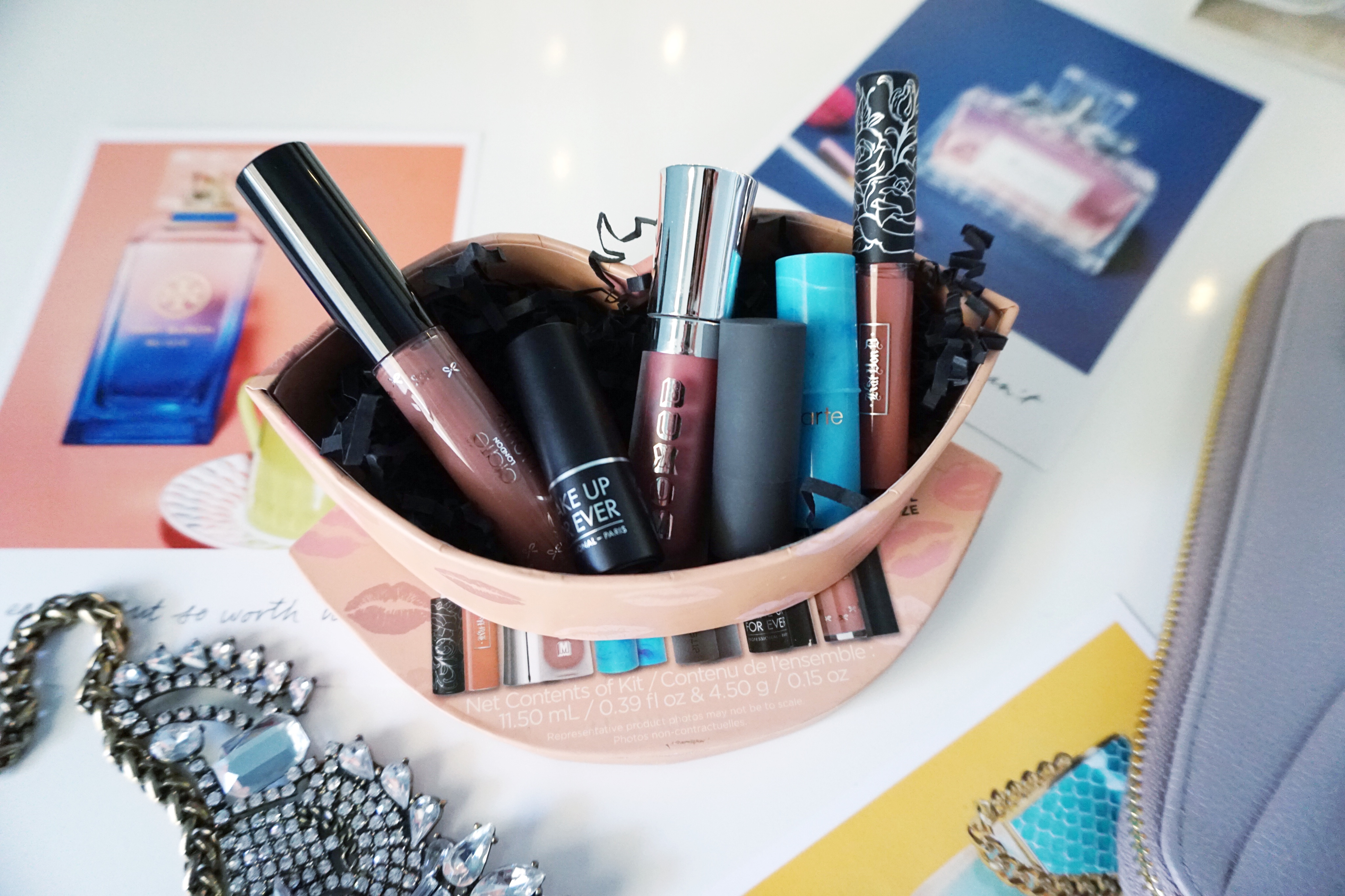 Sephora Favorites Give Me Some Nude Lip Kit Products
