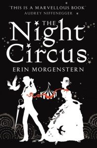 The Night Circus by Erin Morgenstern (Harvill Secker)