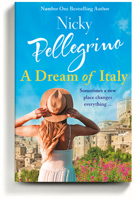 A Dream of Italy, novel by Nicky Pellegrino