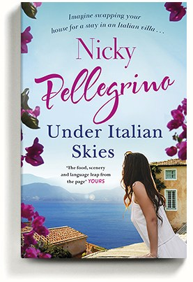 Under Italian Skies, novel by Nicky Pellegrino