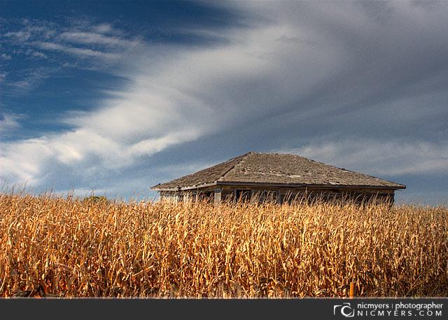 Old Barns of Iowa 4