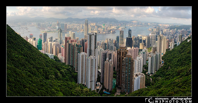 Hong Kong Peak, Hong Kong, China
