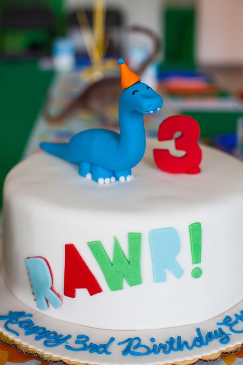 Dino Mite Dinosaur Themed Birthday Nico And Lala