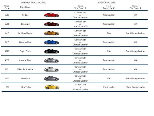 small resolution of 350z paint code chart 19672z33color1 350z paint code chart at cita asia