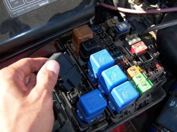1995 nissan 240sx interior fuse box diagram for 1995 nissan 240sx window switch