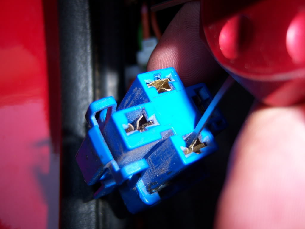 And Tried Switching The Wires Around Basically The Relay Was Supplying