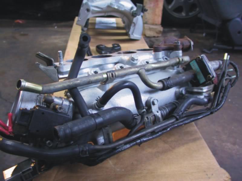 1991 Nissan 240sx Vacuum Diagram