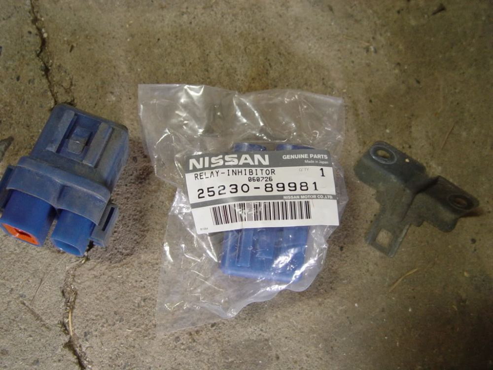 medium resolution of starter relay location please help infamous nissan hardbody frontier forums