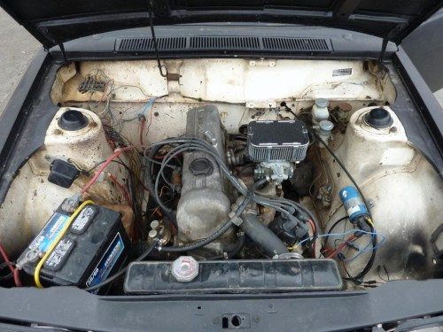 small resolution of restoring a 1968 datsun 510 sedan wiring with a universal harnessdatsun 510 engine bay before