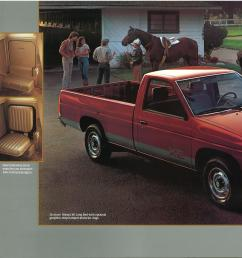 1987 nissan d21 hardbody trucks brochure b 2 1987 nissan d21 hardbody trucks brochure b  [ 3315 x 3155 Pixel ]