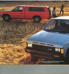 1987 nissan d21 hardbody trucks brochure b 4 1987 nissan d21 hardbody trucks brochure b  [ 3296 x 3166 Pixel ]