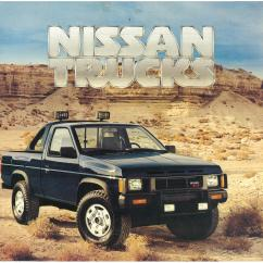 1986 Nissan Pickup Wiring Diagram For Ac Thermostat D21 Tbi Gm Elsavadorla