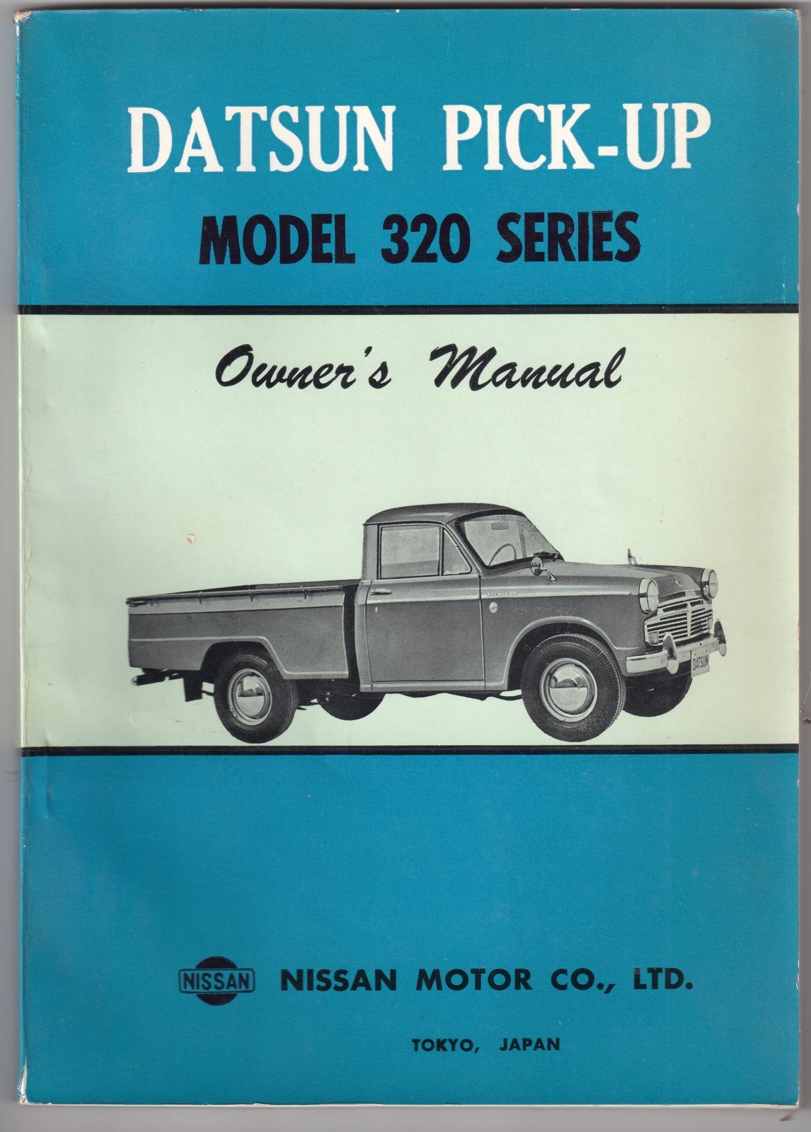 hight resolution of datsun truck model 320 service repair manual download