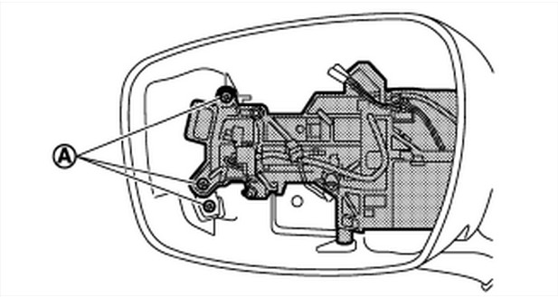 plastic wiring harness cover