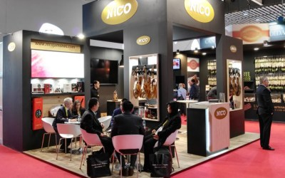 Nico Jamones presenta en Alimentaria su nueva gama de productos