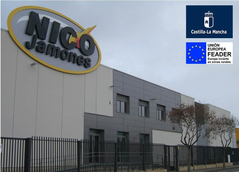 Nico Jamones sigue creciendo tras la ampliación de sus instalaciones