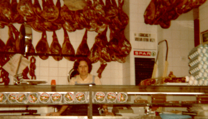 Jambon NICO 1965 Original Shop