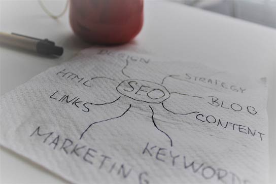 Writing for the web and SEO