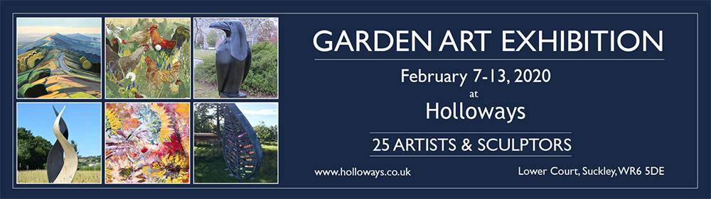 Holloways Garden Art Exhibition