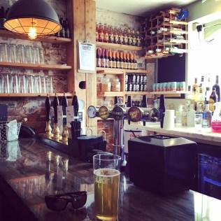 Drift Micro Bar, Poole
