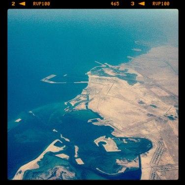Dubai and The Palm