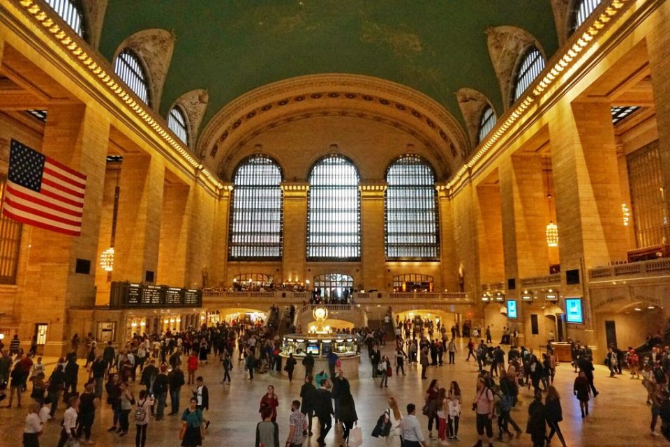 Grand Central Terminal, New York.