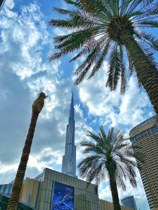 The Burj Khalifia, Dubai