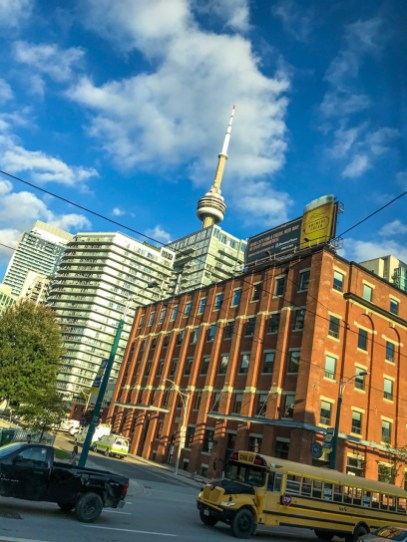 CN Tower, Toronto, Canada.